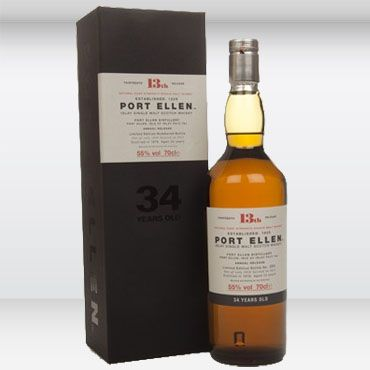 Whisky Port Ellen 34YO (13th Release)