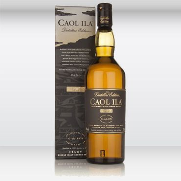 Whisky Caol Ila Distillers Edition
