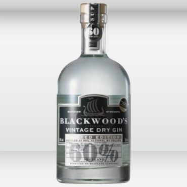 Gin Blackwood's Vintage 60%Vol.